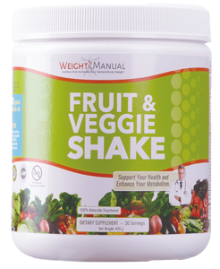 bodymanual Fruit & Veggie Shake