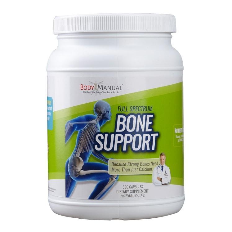 bodymanual Full Spectrum Bone Support - Capsules (2-Month Supply)