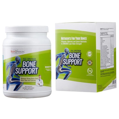 Full Spectrum Bone Support - Capsules (2-Month Supply)