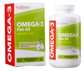 bodymanual Omega-3 Fish Oil - Softgels (1-Month Supply)