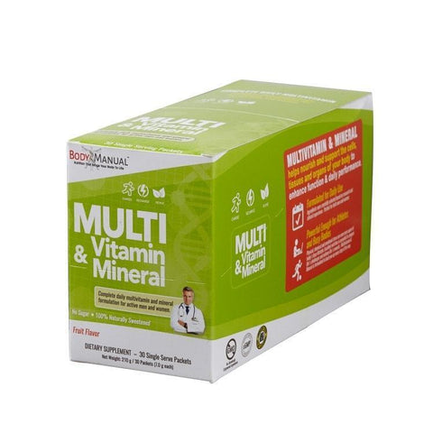 Multivitamin Mineral - 15% Off