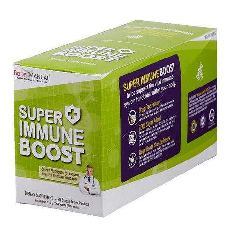 Super Immune Boost - Capsules, Packets, Powder