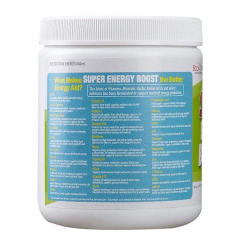 Super Energy Boost - Capsules, Packets, Powder