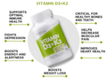 bodymanual Vitamin D3K2 - 15% Off