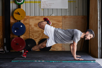 Daily Mobility + Strength Program For The Sport Athlete