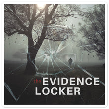 Load image into Gallery viewer, Evidence Locker Logo Sticker