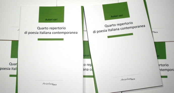 Quarto repertorio di poesia italiana contemporanea