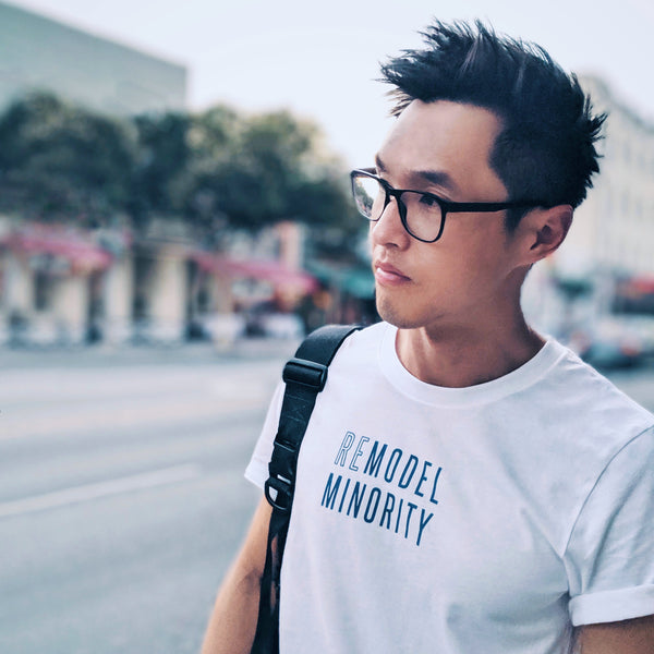 (Re)model Minority Tee (UNISEX) -  Limited Edition
