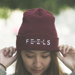 Right In The Feels Beanie - Limited Edition