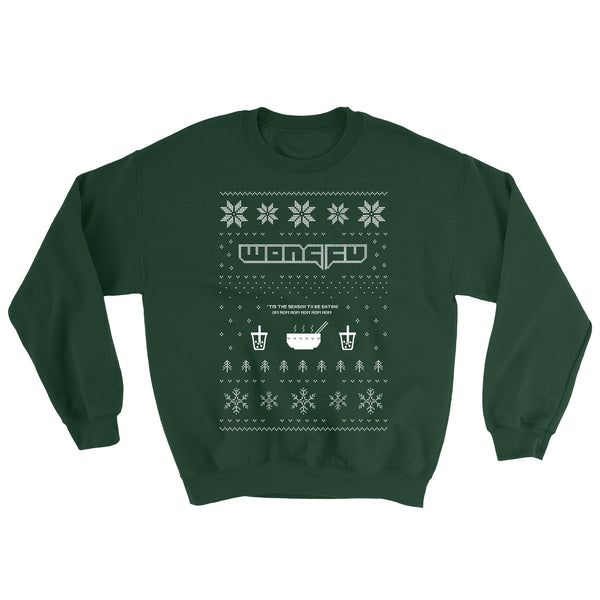 Wong Fu Holiday Sweater 2020 (UNISEX)