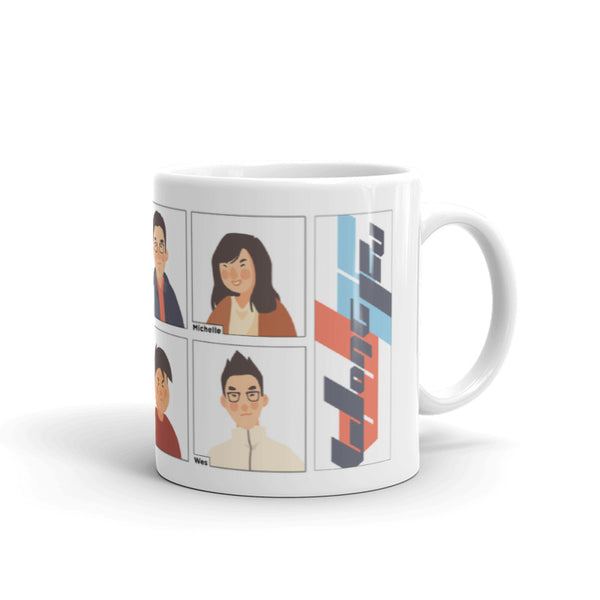 Limited Edition Wong Fu From Home Mug