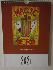 MAGIC HERB KALENDER 2021