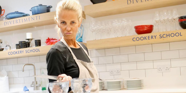 20 Questions with Ulrika Jonsson