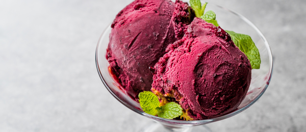 Magimix: Cherry Sorbet Recipe