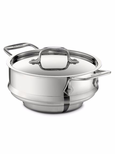 All-Clad Multi Purpose Steamer Fits 2-3-4qt