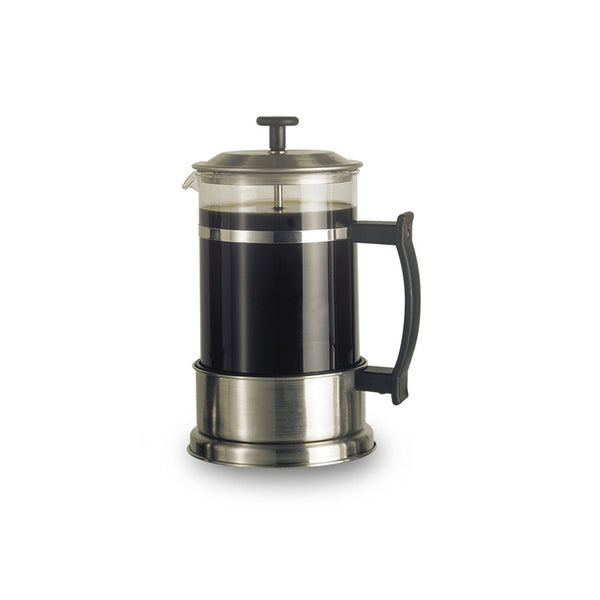 Coffee & Tea Maker Satin Finish