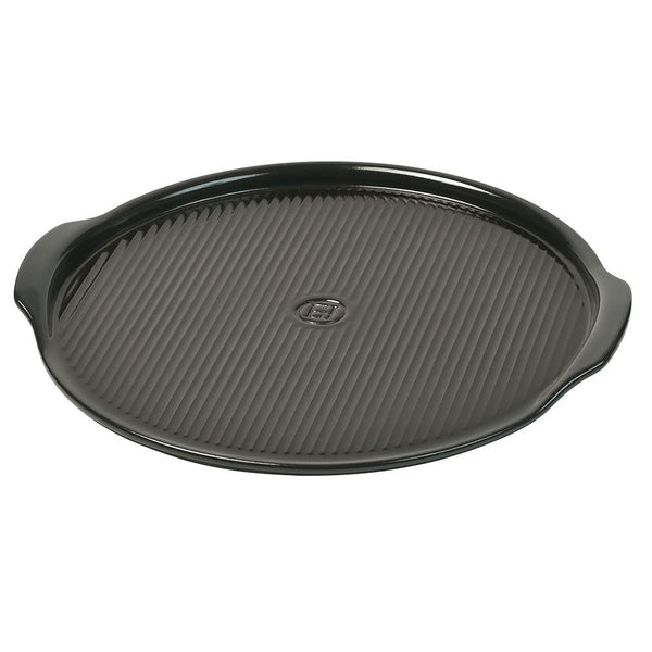 Emile Henry Pizza Stone - Charcoal
