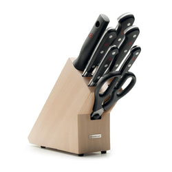 Wusthof Classic 7-piece Knife Block Set