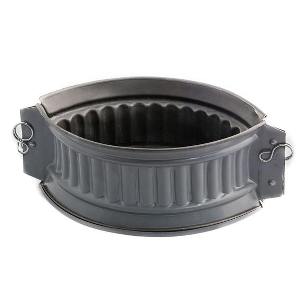 Raised Game Pie Mould Non Stick- 24cm