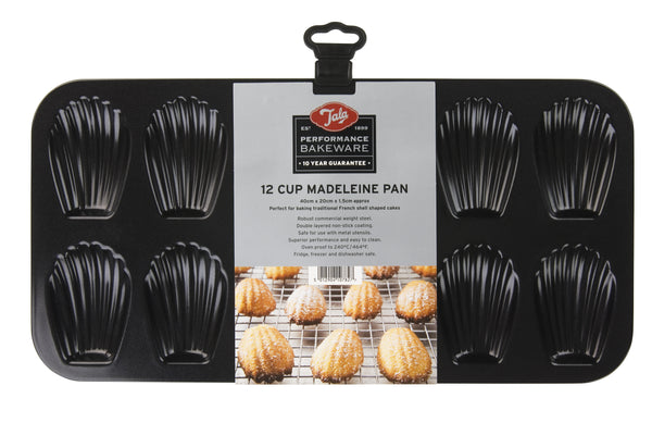 Tala 'Performance' 12-Cup Madeleine Pan