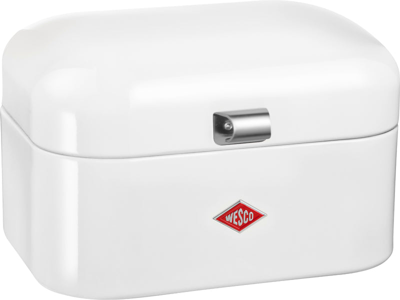 Wesco Grandy Breadbin - White Small