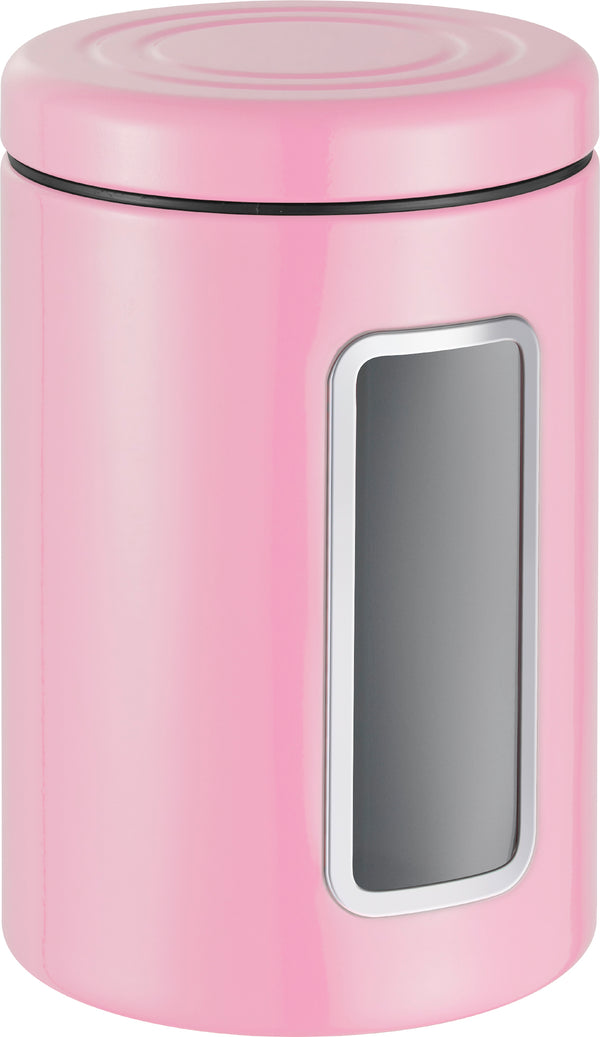 Wesco Classic Line Canister - Pink 2lt