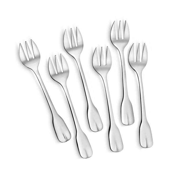 Deglon Oyster Forks Set of 6