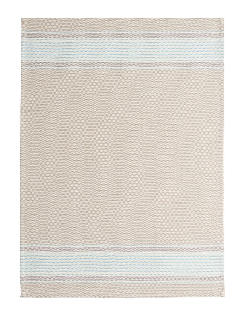 Coucke Tea Towel - Romeo Blue