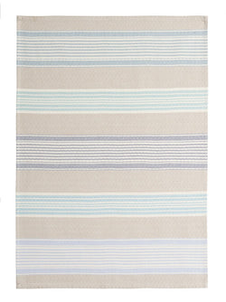Coucke Tea Towel - Juliette Blue
