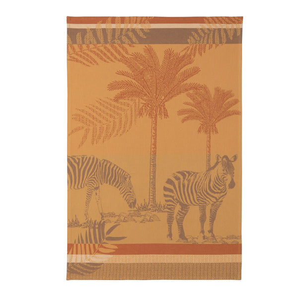 Coucke Tea Towel - Zebra