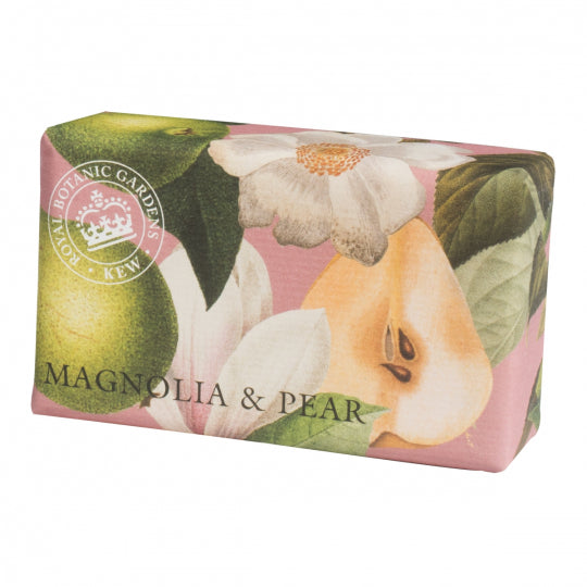 Kew Gardens Soap - Magnolia and Pear