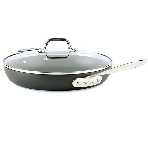 All-Clad HA1 Frying Pan & Lid 30cm