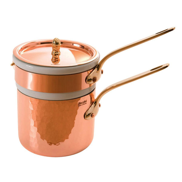 Mauviel M'tradition Copper Bain-Marie