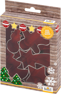 Birkmann Christmas Cookie Cutter Set