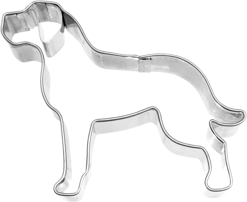 Birkmann Tinplate Cookie Cutter - Great Dane