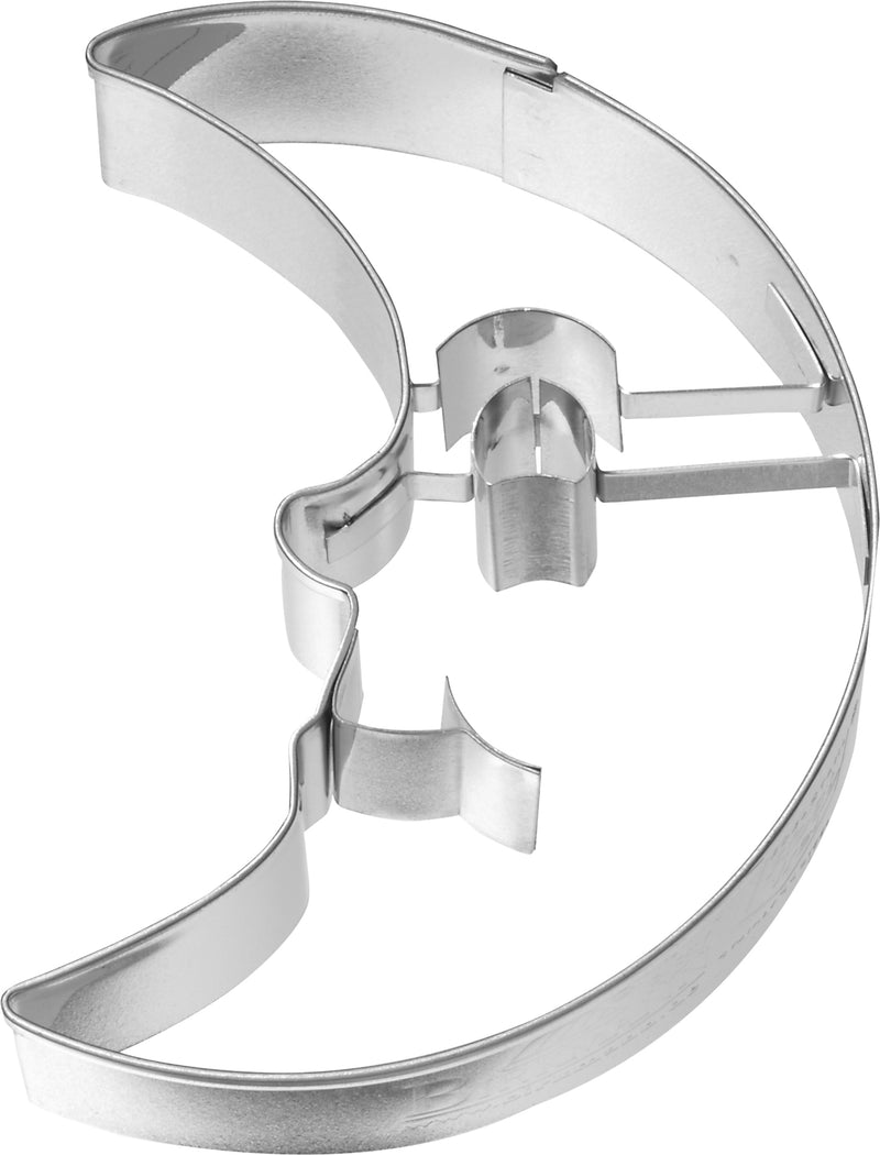 Birkmann Tinplate Cookie Cutter - Moon