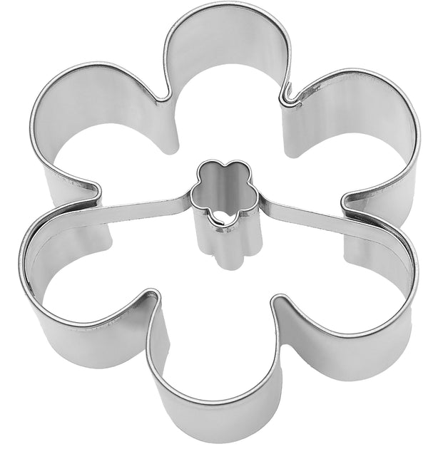 Birkmann Tinplate Cookie Cutter - Spring Flower