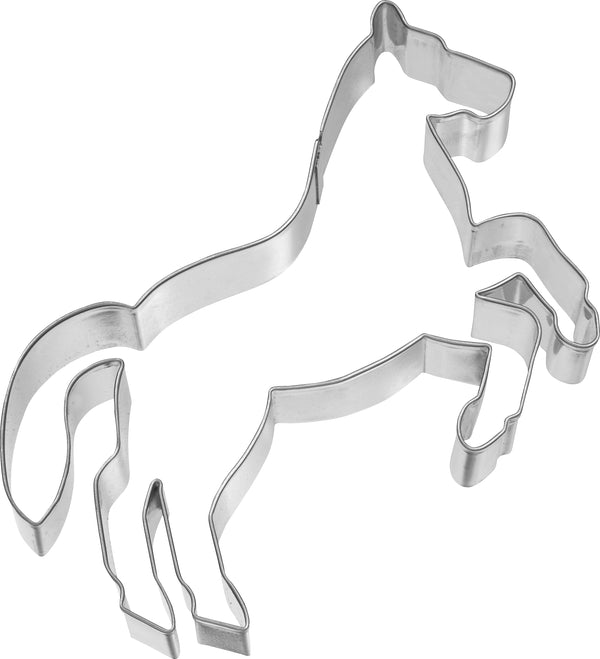 Birkmann Tinplate Cookie Cutter - Horse 13.5cm