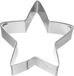 Birkmann Tinplate Cookie Cutter - Star