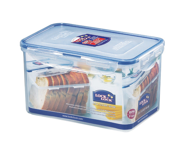 Lock & Lock Deep Rectangular Container - 1.9L