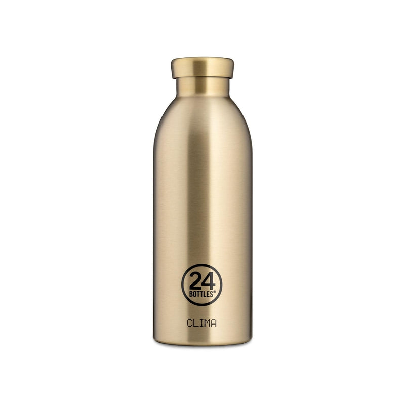 24 Bottles Clima Insulated Bottle - Gold