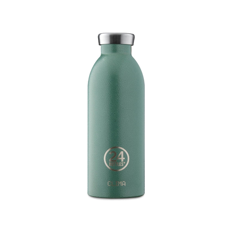 24 Bottles Clima Insulated Bottle - Moss