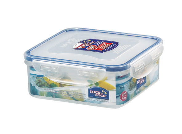 Lock & Lock Low Square Container