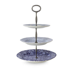 Burleigh 3-Tier Cake Stand Mixed