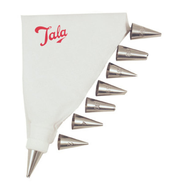 Tala Icing Bag with Nozzles