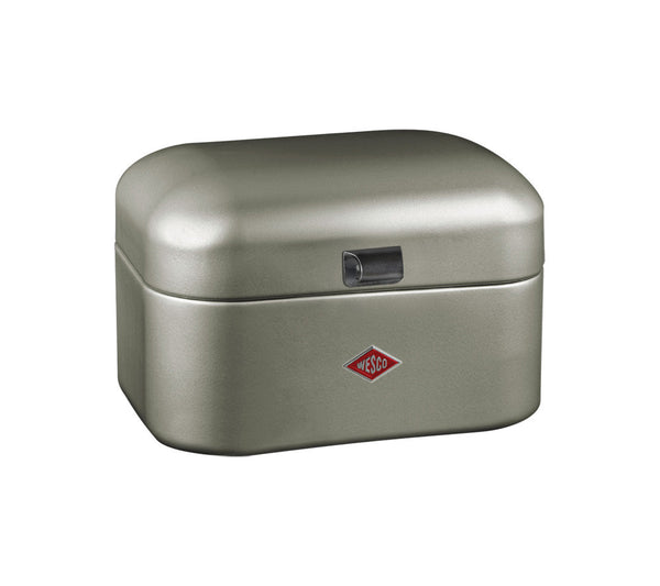 Wesco Grandy Breadbin - Silver