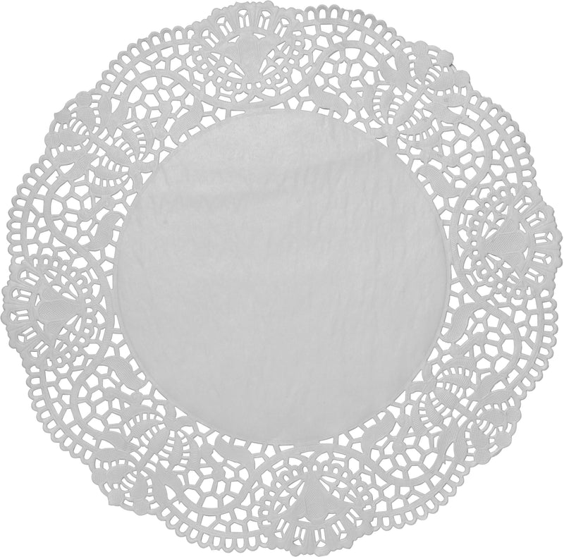 Birkmann Assorted White Doilies
