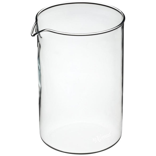 LeXpress Cafetiere Replacement Glass Jug - 12 Cup