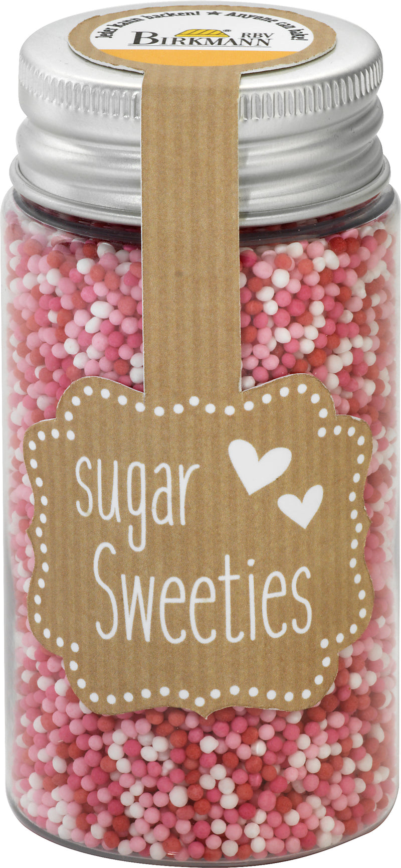 Birkmann Sugar Sprinkles - 75g Love