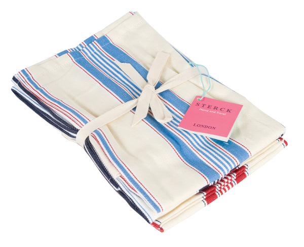 Sterck Alabama Pack of 3 Tea Towels